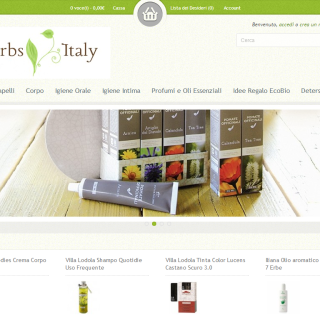 Herbs Italy